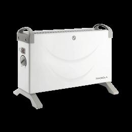 Compact portable convection heater